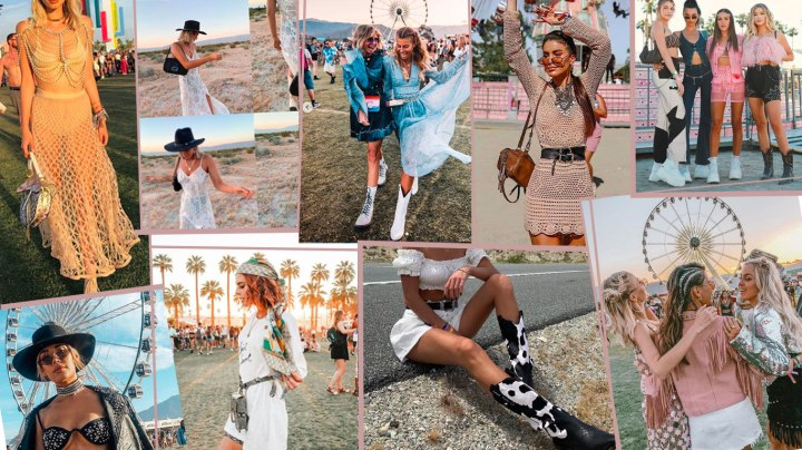 Coachella Favorite 2019 Outfits and Detail Shots